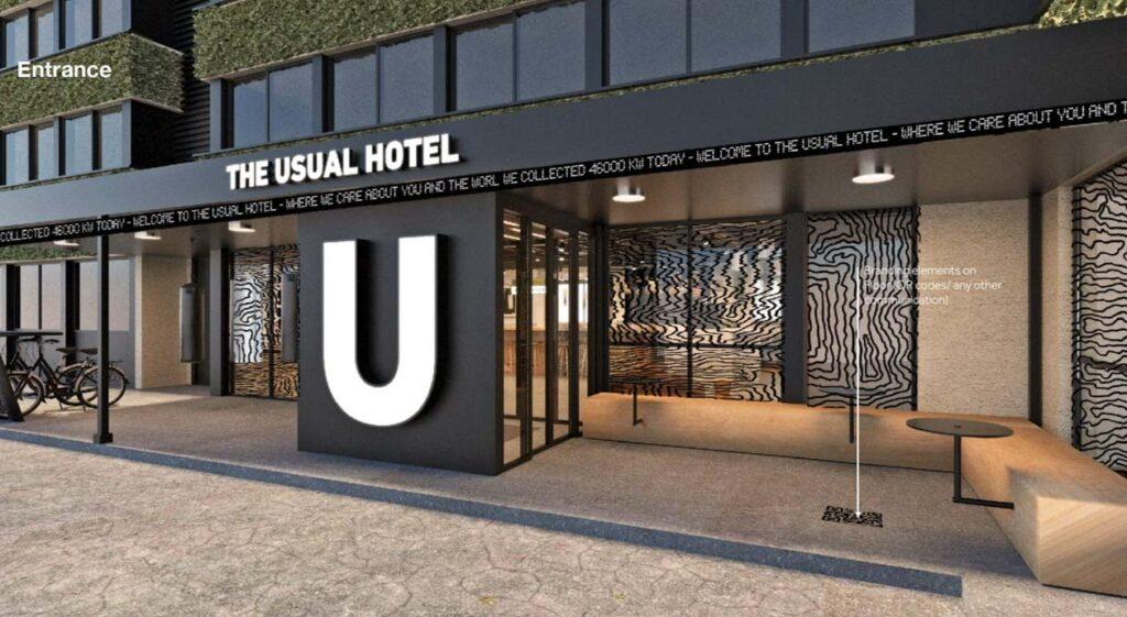 Kajola-Partners_The Usual Hotel-entrance